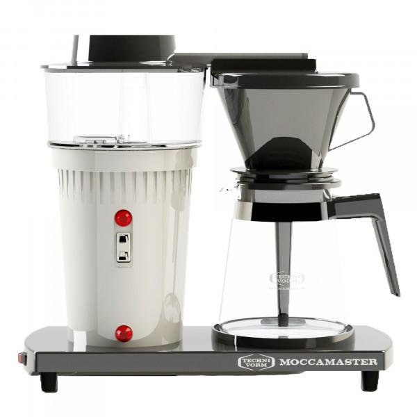 Moccamaster Kaffeemaschine Modell 68 black/off-white