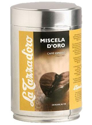 La Tazza d'oro Miscela D'oro, 250 g in Dose