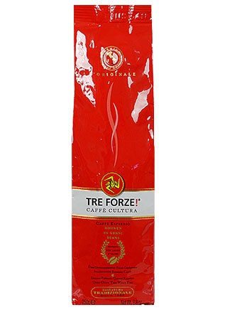 Tre Forze! Caffè, 250 g in der Tüte