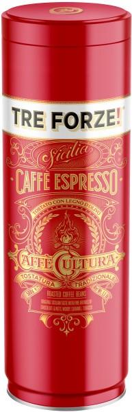 Tre Forze! Caffè, 500 g in der Dose